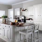 欧式大厨房装修效果图