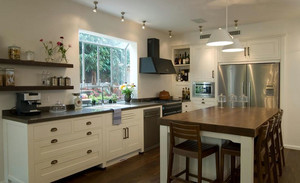 欧式风格厨房装修效果图鉴赏
