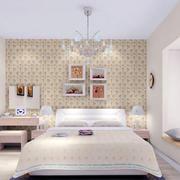 温馨舒适卧室装修效果图
