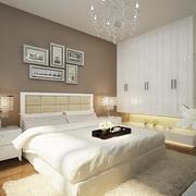 2016欧式唯美的别墅型卧室装修效果图欣赏