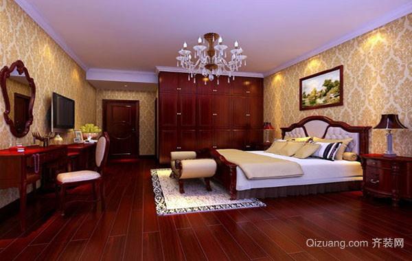 美式风格卧室装修效果图实例