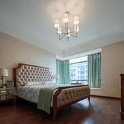 温馨时尚卧室效果图