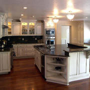 100平米欧式精致厨房装修设计效果图