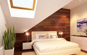 现代简约大户型阁楼室内吊顶设计效果图