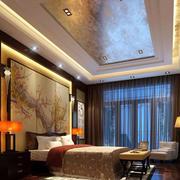 时尚精致卧室装修效果图