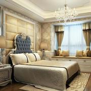 100平米精致的欧式卧室室内装修效果图