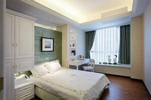 都市清新自然卧室装修效果图赏析