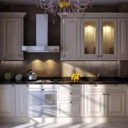 2016欧式小户型厨房室内设计装修效果图
