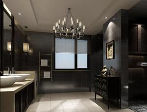 大户型马可波罗瓷砖卫生间装修效果图实例