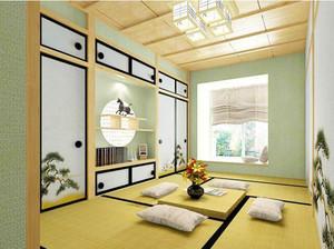 2016日式小户型榻榻米室内设计装修效果图