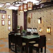 中式风格餐厅设计