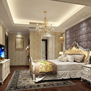 简约时尚卧室吊灯