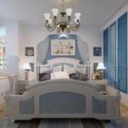 自然简约卧室效果图