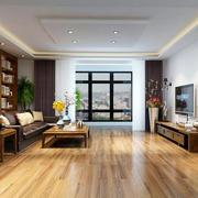 2016欧式大户型客厅室内装修效果图