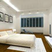 精美的欧式大户型卧室设计装修效果图欣赏