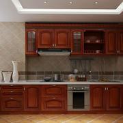 欧式厨房效果图