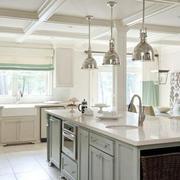 创意厨房吊灯效果图