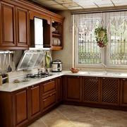 欧式简约小厨房设计