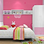 儿童房可爱背景墙