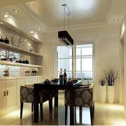 2016别墅欧式风格餐厅室内设计装修效果图