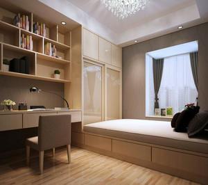 2016大户型现代简约室内榻榻米设计装修效果图