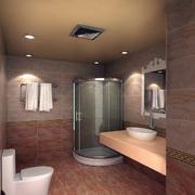 室内卫生间设计