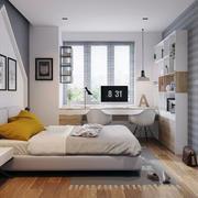 卧室窗台设计