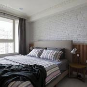 卧室背景墙效果图