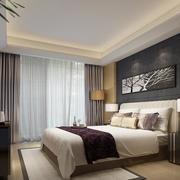 2016欧式大户型时尚卧室设计装修效果图