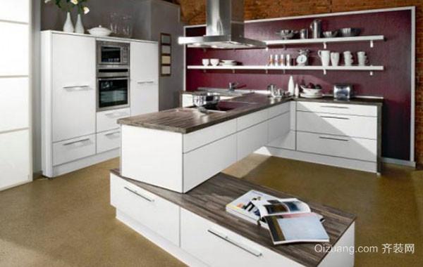 现代简约创意生活厨房装修效果图大全