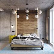 卧室背景墙