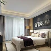 2016欧式风格大户型卧室装修设计效果图