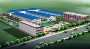 400平米大型经典厂房设计装修效果图欣赏