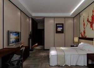 2016精美的大户型宾馆室内设计装修效果图实例