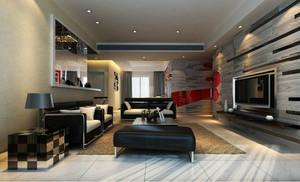 时尚创意大客厅装修效果图赏析