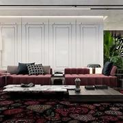 客厅台灯设计