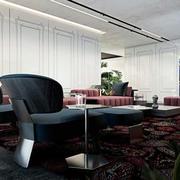 客厅混搭沙发设计