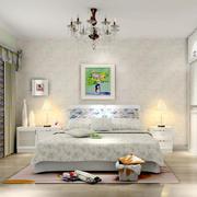 简约时尚卧室整体设计