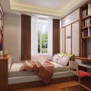 100平米现代简约室内榻榻米设计装修效果图