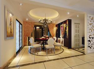 欧式风格精致时尚卧室装修效果图