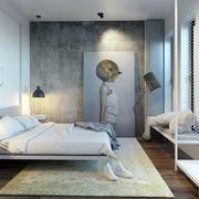 卧室墙画设计