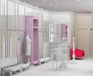 2016都市时尚服装店室内设计装修效果图