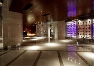 200平米经典的酒店室内设计装修效果图