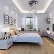 100平米欧式唯美的卧室室内装修效果图