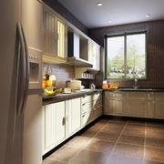 120平米欧式唯美厨房室内装修效果图