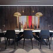时尚创意餐厅设计