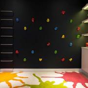 儿童房背景墙设计