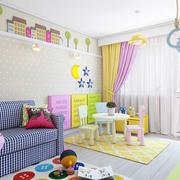 缤纷色彩儿童房