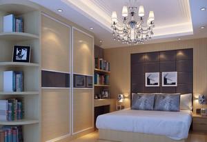 精美的大户型欧式风格卧室衣柜室内装修效果图