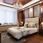 时尚创意卧室背景墙